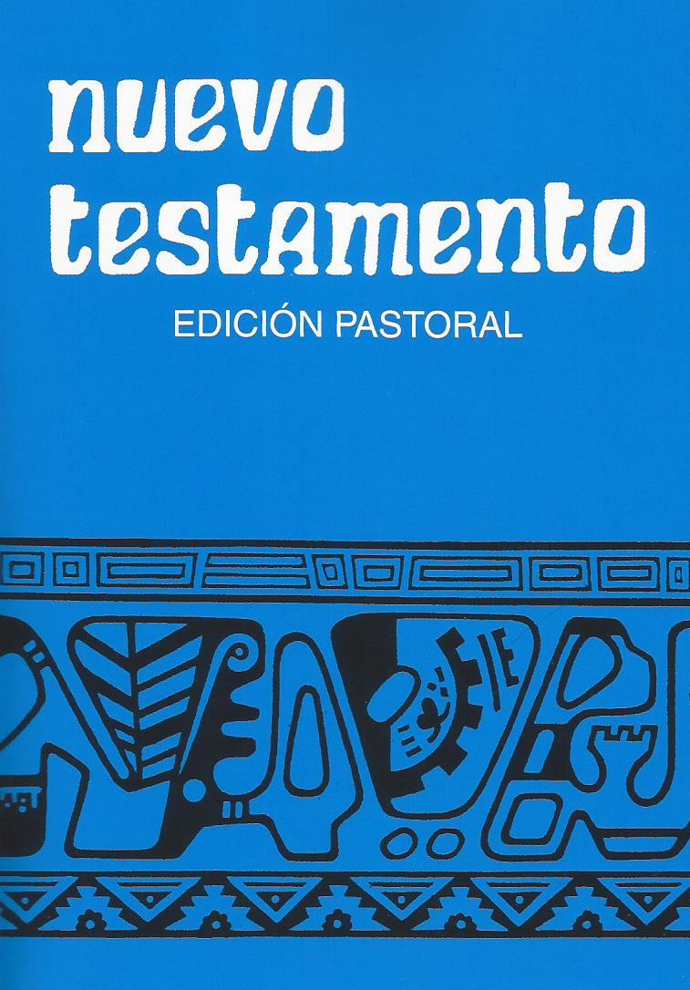 NUEVO TESTAMENTO / Edición Pastoral, Libreria Virtual SAN ...