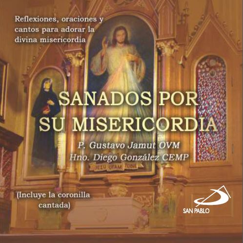SANADOS POR SU MISERICORDIA / CD