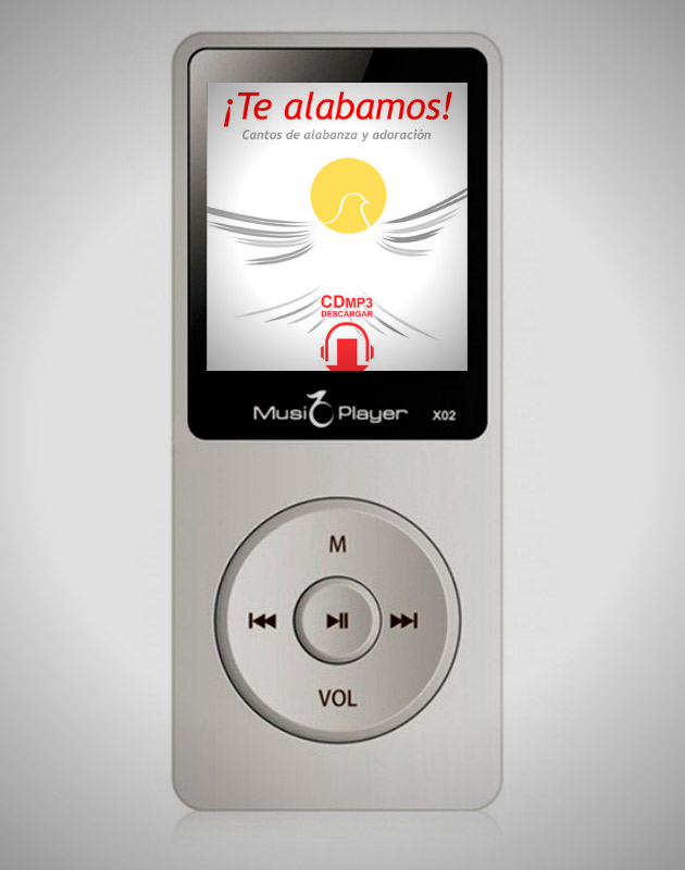 ¡TE ALABAMOS! VOL. 1 / MP3